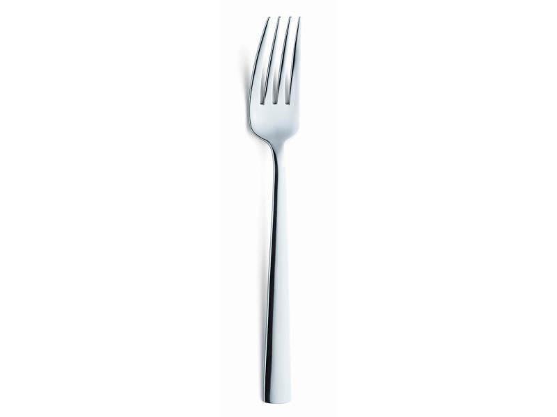 Fourchette de table moderno en inox 18/10 (lot de 6)