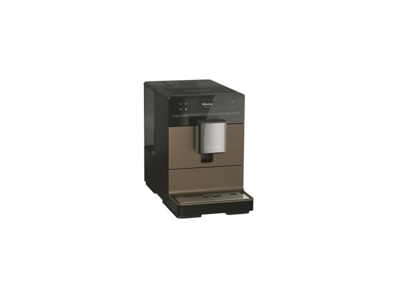 Miele cm 5710 silence br - expresso broyeur automatique- couleur cuivre MIE4002516327837