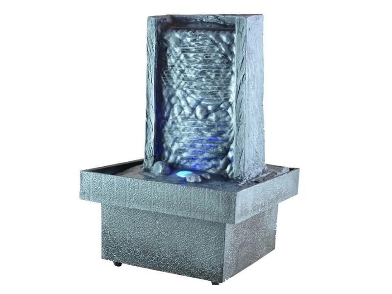fontaine mur deau intrieur kirano vente de zen arme conforama - Fontaine A Eau Zen