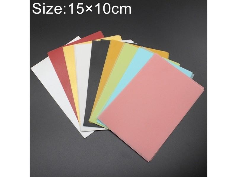 Carte Conforama Papier.Carte De Papier D Acide Sulfurique Colore De 50 Pcs Pour Le