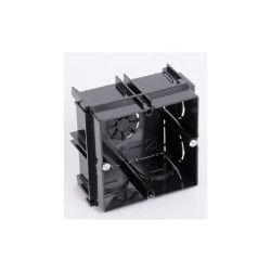 Blm - boîte d'encastrement à sceller 65x65mm profondeur 40mm