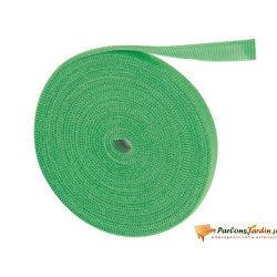 Rouleau de lien rapide en scratch 10mm x 5m pour plantation