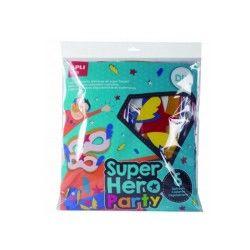 Costume superheros party