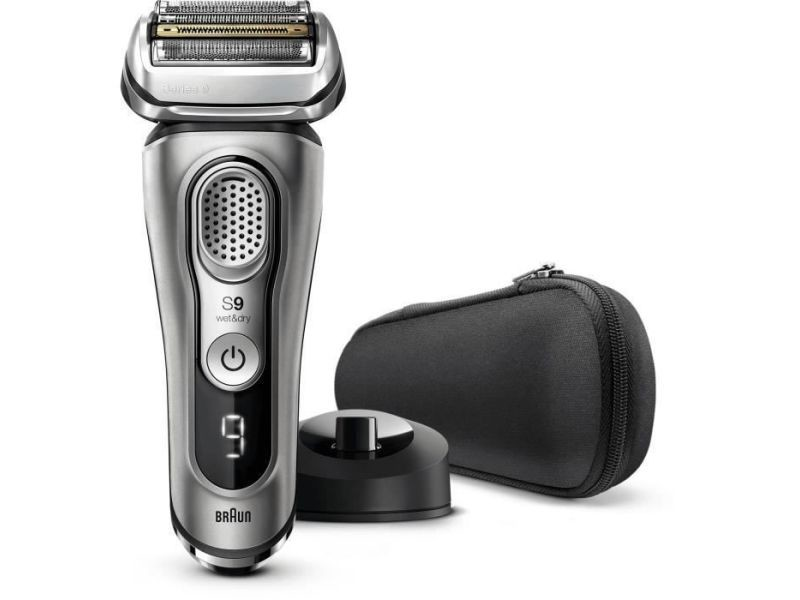 Braun rasoir electrique series 9 9325s - barbe homme - rechargeable BRA4210201199830