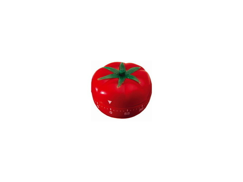 Minuteur stylé minuteur tomate