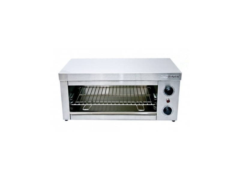 Toaster professionnel - 600 x 300 x 280 mm - pinha -