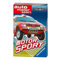 Jeu en allemand karten : motorsport