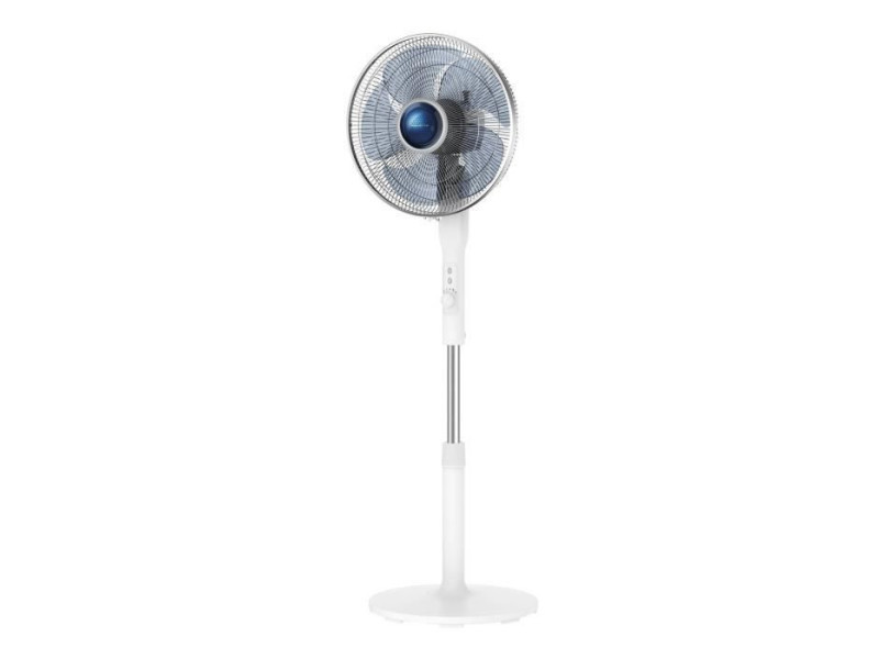 Rowenta turbo silence extreme+ vu5740f0 - ventilateur sur pied silence total - 4 vitesses