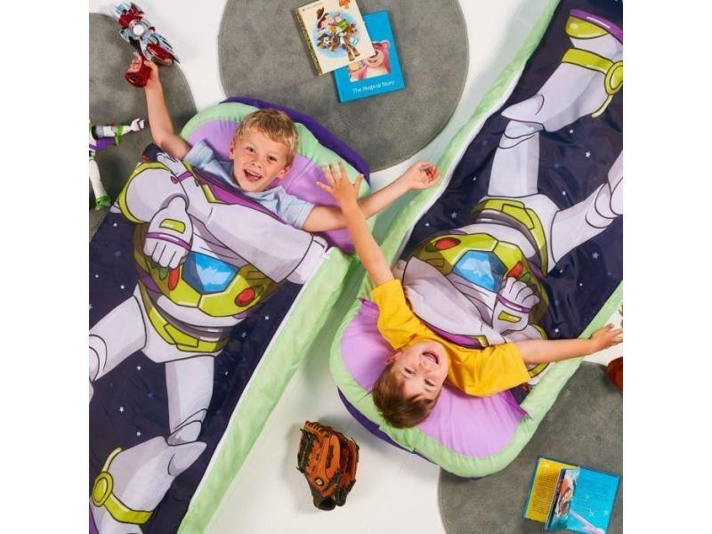 Fauteuil - chaise longue - matelas gonflable piscine toy story buzz l'éclair lit gonflable avec sac de couchage