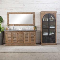 Miroir de salle de bain d couvrez les nombreux mod les for Miroir 90x70 bois