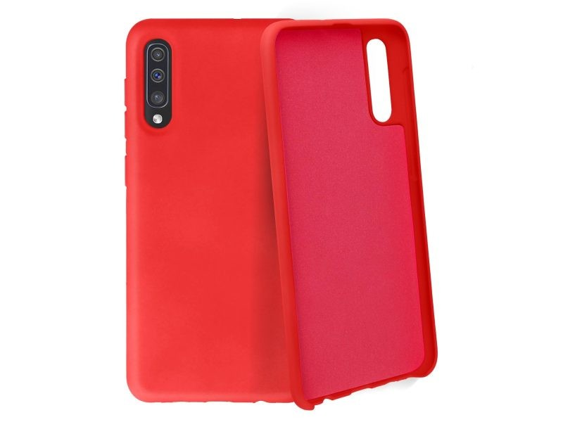 Coque Samsung Galaxy A50 Silicone Semi