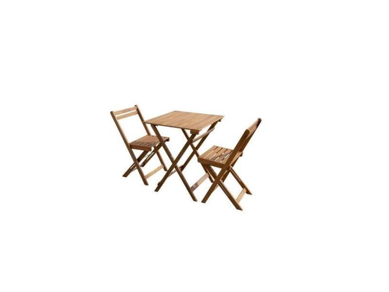 Ensemble Repas Jardin. Table Extensible De Jardin Blanche Avec ...