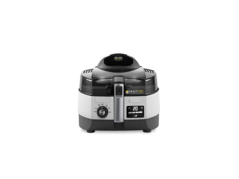 Delonghi fh1394/2 friteuse sans huile multifry - blanc/noir DEL8004399252646