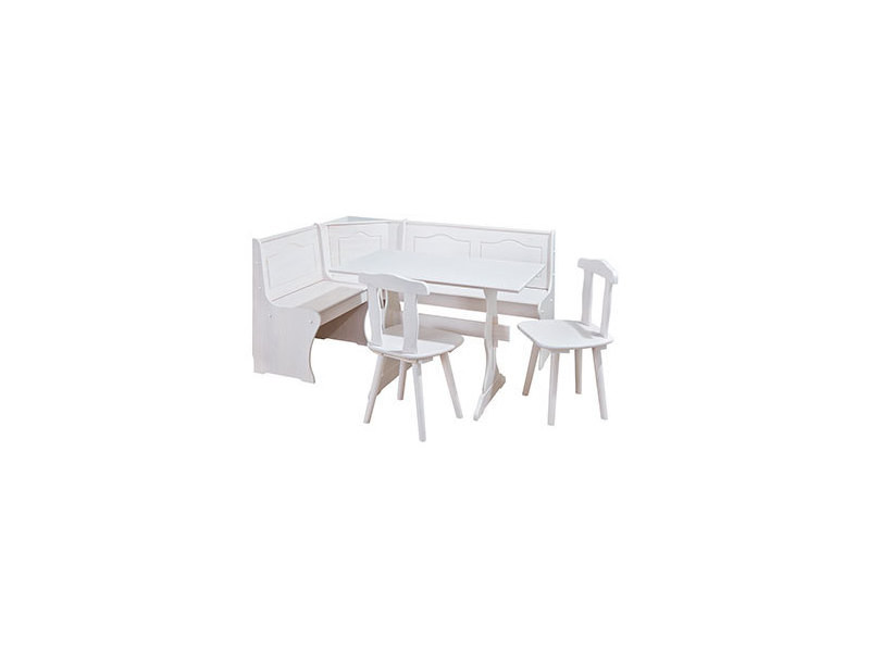 Massif Ensemble Chamonix 2 Pin Blanc En TableBanc Chaises PkiXZuTO