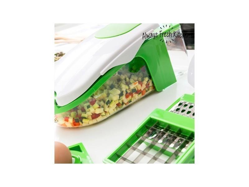 Économe et coupe-légumes always fresh dicer pro