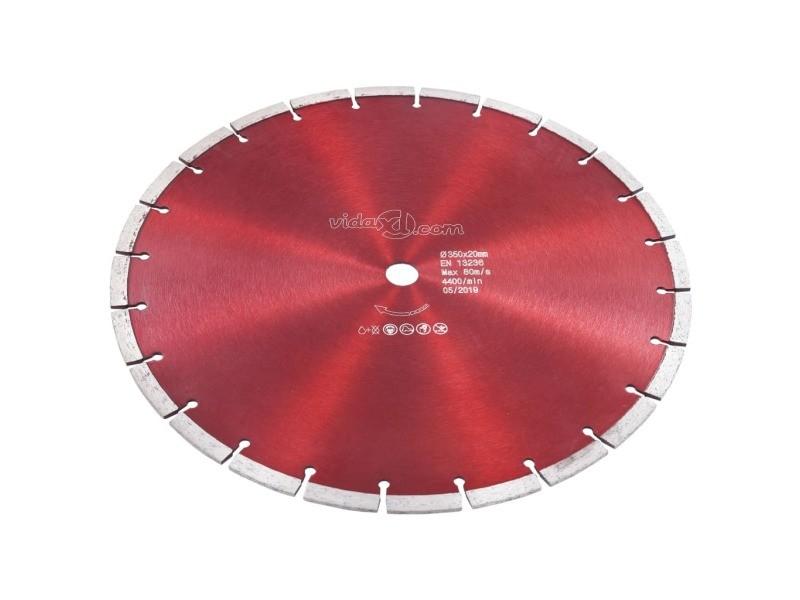 Icaverne - lames de scie gamme disque de coupe diamanté acier 350 mm