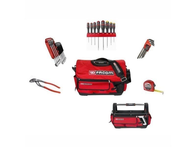 Coffret consommable caisse 27 outils