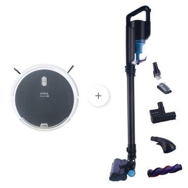 AMIBOT Animal H2O Connect Robots Aspirateurs et laveurs
