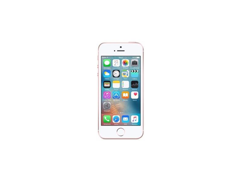 iphone se 32go or rose mp852f a vente de apple conforama. Black Bedroom Furniture Sets. Home Design Ideas