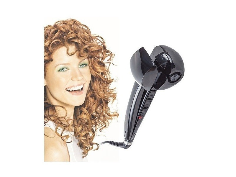 Appareil magic curls boucles express