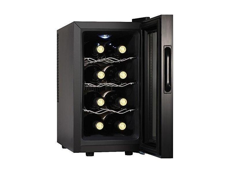 Mini bar mini frigo a vin de 25 litres noir