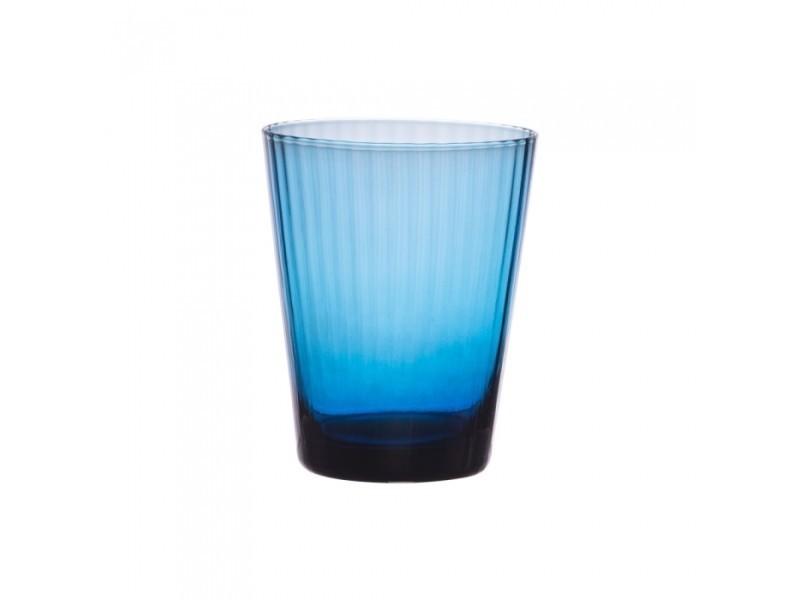 Verre venise bleu indigo 37 cl (lot de 6)