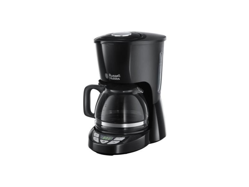 Cafetière programmable 10 tasses 975w noir - 22620-56 RUS4008496855322