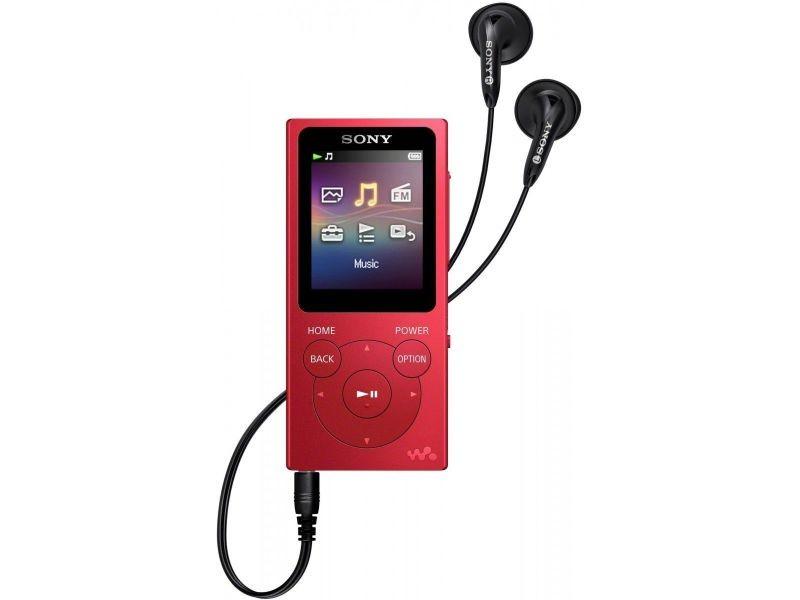 sony lecteur mp3 portable rouge vente de. Black Bedroom Furniture Sets. Home Design Ideas
