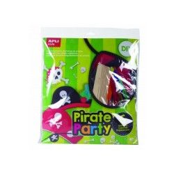 Costume pirate party