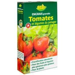 Engrais tomates et légumes granulés 1kg