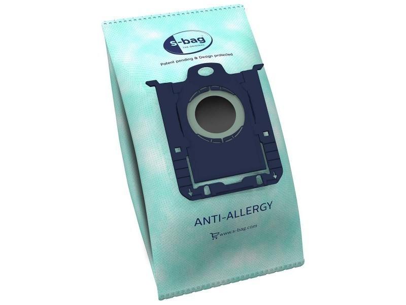 Lot 4 x sac aspirateur standard clinic anti-allergies e 206b