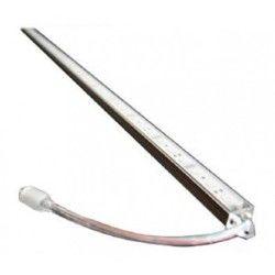 Réglette à led 1m ip65 blanc chaud  support aluminium + transformateur offert !