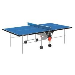 Tennis de table extérieur garlando e plateau bleu e training c-113e