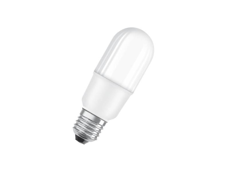 Ampoule led e27 stick dépolie 7 w équivalent a 53 w blanc chaud OSR4058075815919