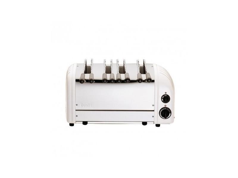 Grille pain professionnel toaster electrique - 4 pinces - dualit -