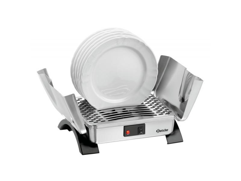 Chauffe assiette compact - 12 assiettes - bartscher - 250
