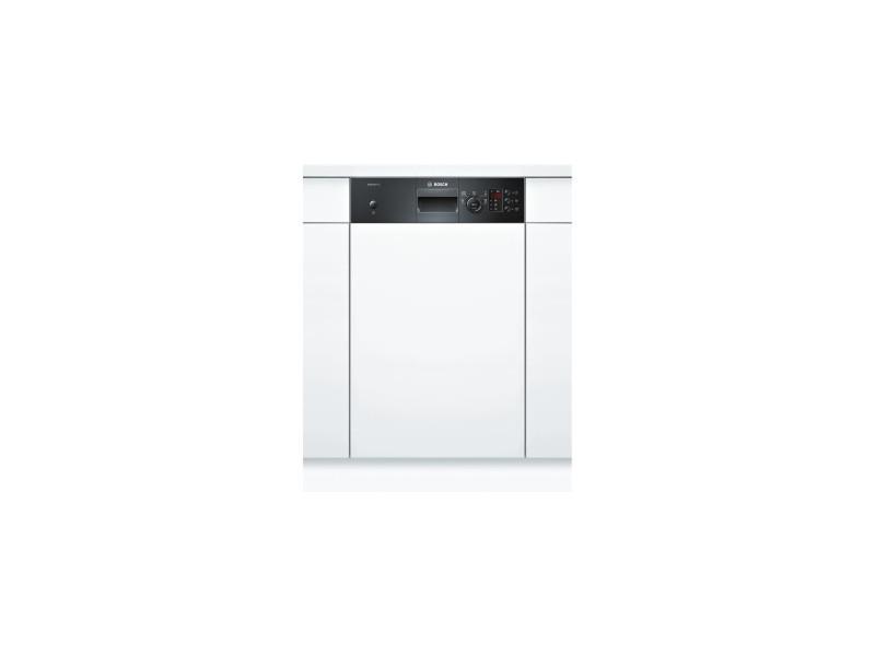 Lave-vaisselle 45cm 9c 46db a+ intégrable avec bandeau noir - spi25cb03e spi25cb03e