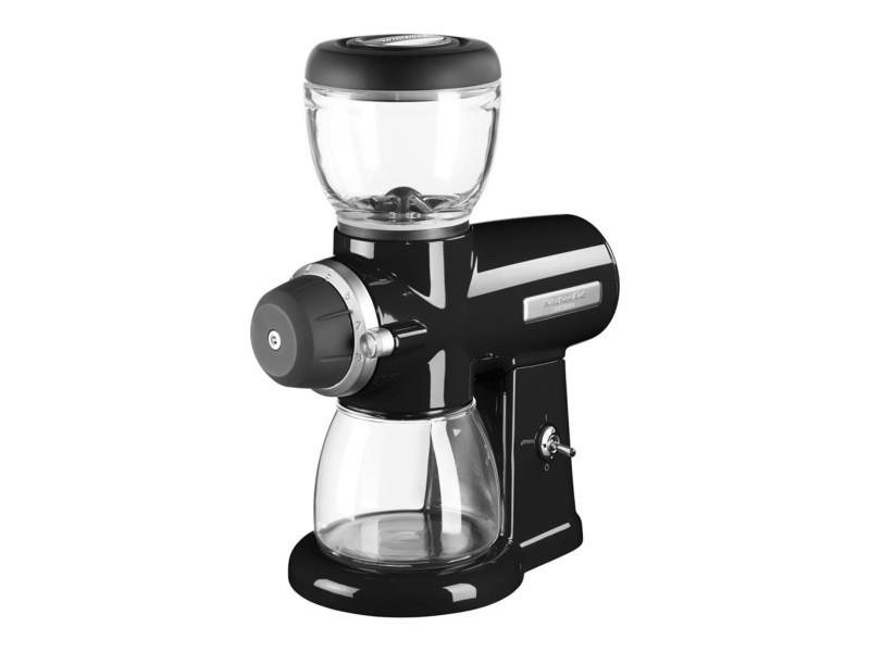 Kitchenaid broyeur à café noir onyx 240w 200g 5kcg0702eob