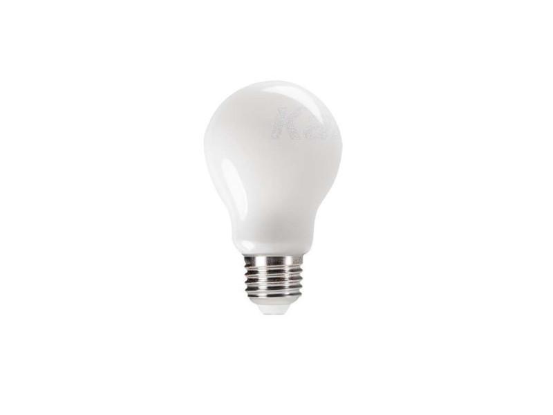 Ampoule led e27 7w a60 équivalent à 60w - blanc du jour 6500k KL-29611