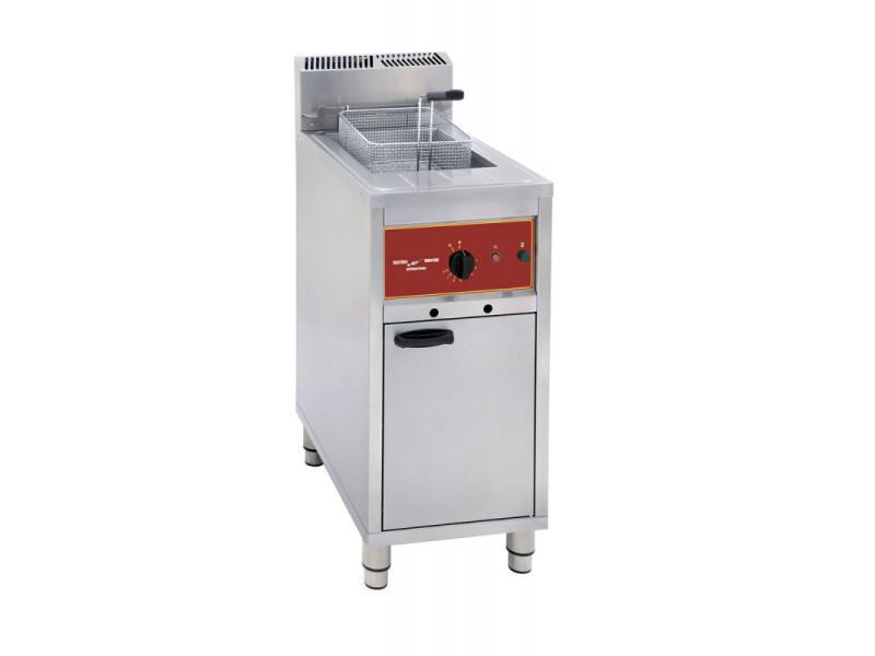 Friteuse à gaz sur coffre - 16 litres