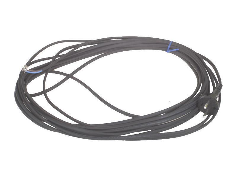 Cordon electrique cable plat 10 m reference : 432200607390
