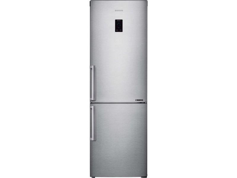 Réfrigérateur combiné 98l froid ventilé samsung 60cm a++, rb 33 j 3315 sa