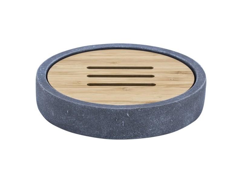 Ridder porte-savon gris ciment 425930