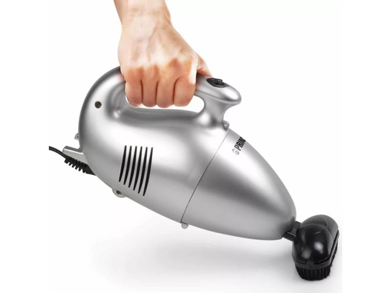 Princess aspirateur sans sac compact turbo tiger gris 610 w 332757 418398
