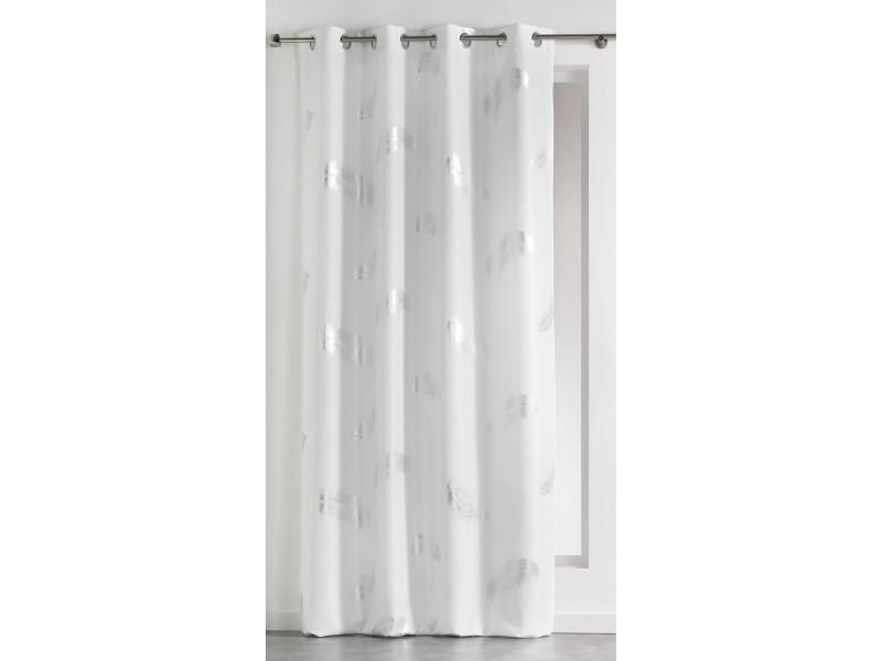 conforama rideaux voilage amazing rideau avec motif gomtrique x cm vente de rideau voilage. Black Bedroom Furniture Sets. Home Design Ideas