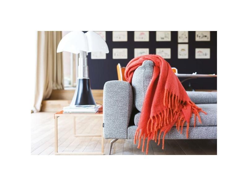 Plaid mélange laine-mohair - 130x180 cm - Vente de Plaid et ... 97d3979825d