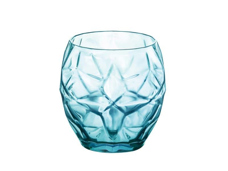 Gobelets 40 cl oriente bleu (lot de 6)