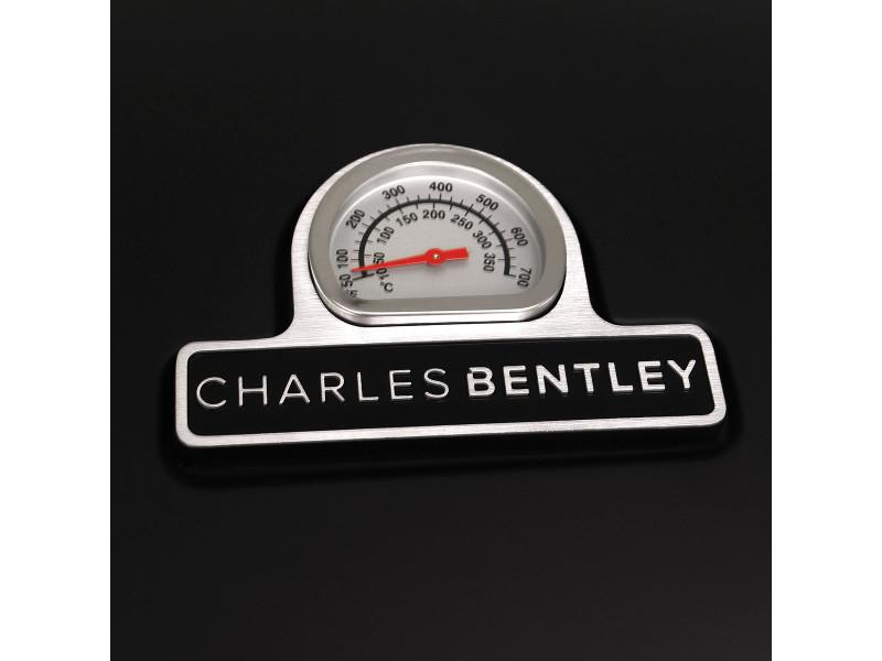 Charles Bentley Barbecue à gaz avec 7 brûleurs (dont 1
