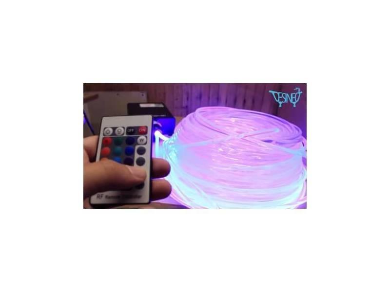 De 60w Pour Lumière PiscineCiel Optique Générateur Fibre XiukPZ