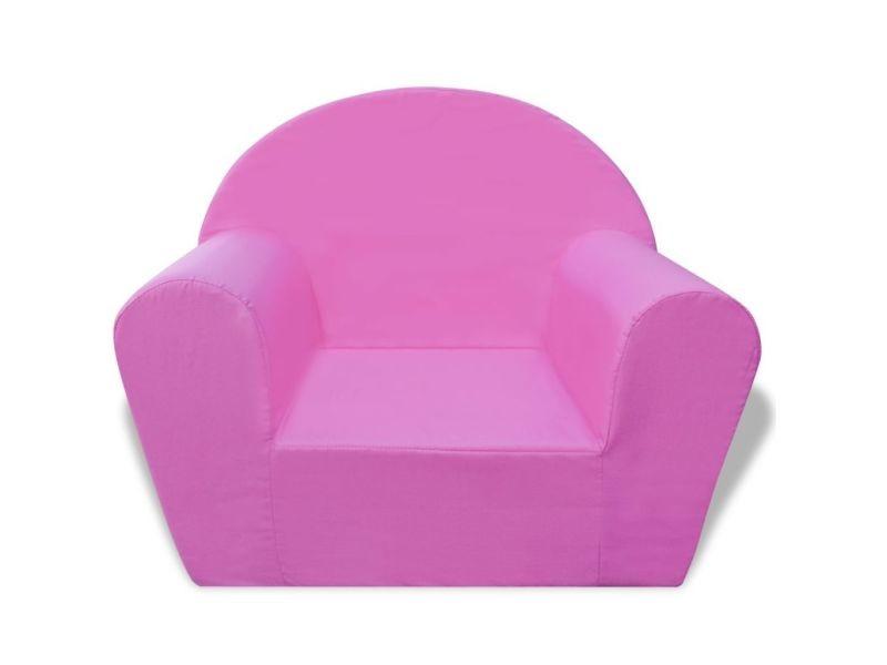 Icaverne - chaises pour enfants categorie fauteuil pour enfants rose